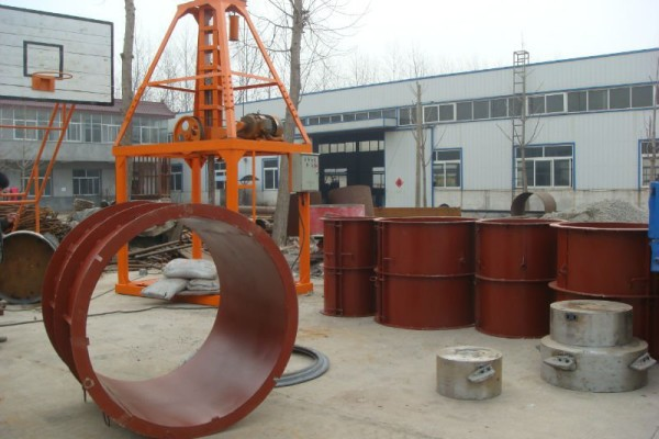 cement pipe mold manufacturers in China